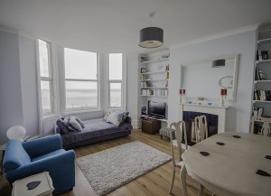 airbnb Interiors Sea View Terrace Margate