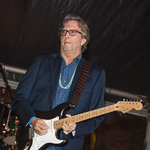 Eric Clapton Fender Guitar Rock