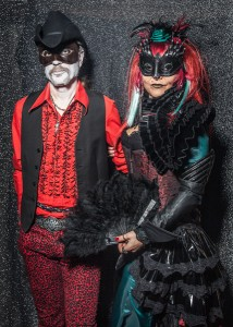 Goblin King Masquerade Ball