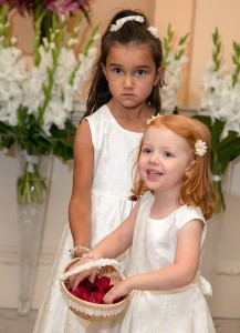 Wedding-Danson House-Bexley-Flower Girls
