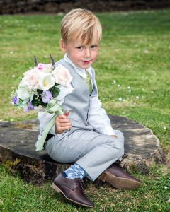 Kent Wedding, Page Boy