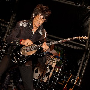 Ronnie Wood - Rolling Stones - Rock